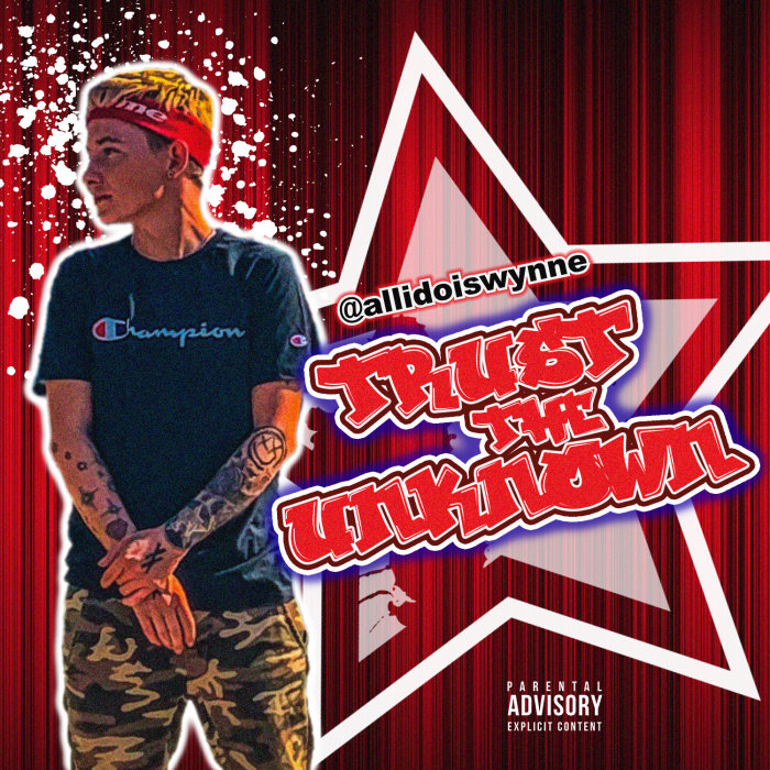 ALLIDOISWYNNE feat SHANNAN PLUMB - Trust The Unknown (Explicit)