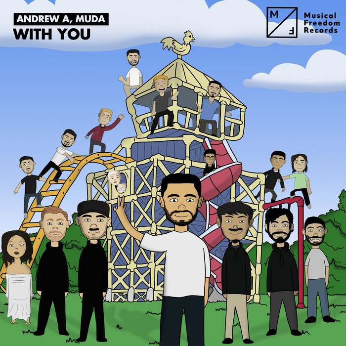 ANDREW A & MUDA - With You