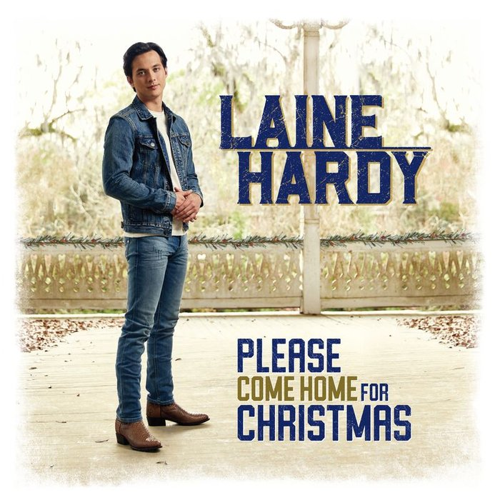 LAINE HARDY - Please Come Home For Christmas