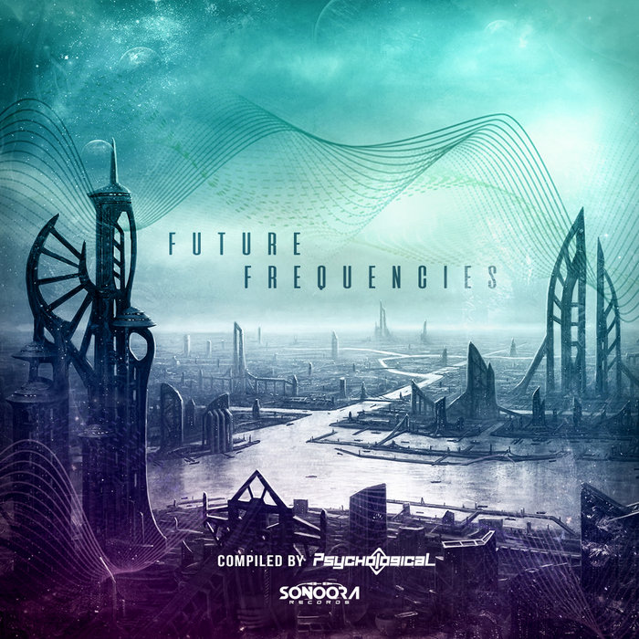 VARIOUS/PSYCHOLOGICAL - Future Frequencies - Compiled By Psychological
