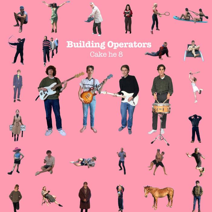 BUILDING OPERATORS - Cake He 8