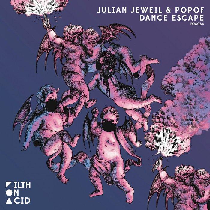 JULIAN JEWEIL/POPOF - Dance Escape