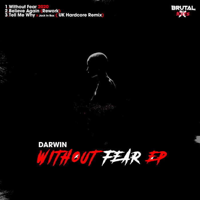 DARWIN - Without Fear EP