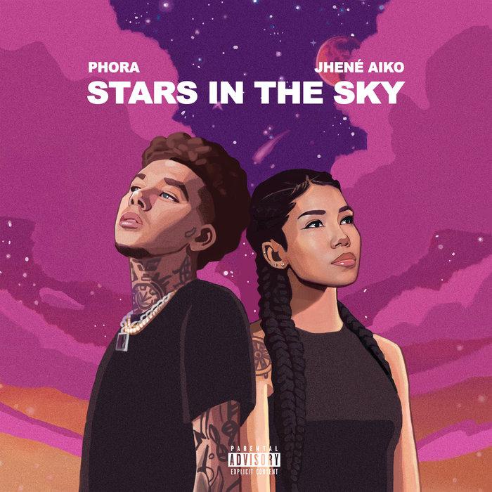 PHORA feat JHENE AIKO - Stars In The Sky (feat. Jhen? Aiko)