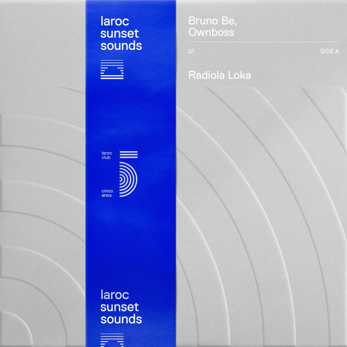 BRUNO BE/OWNBOSS - Radiola Loka