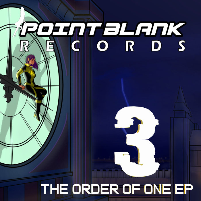 VARIOUS - The Order Of One EP Part 3