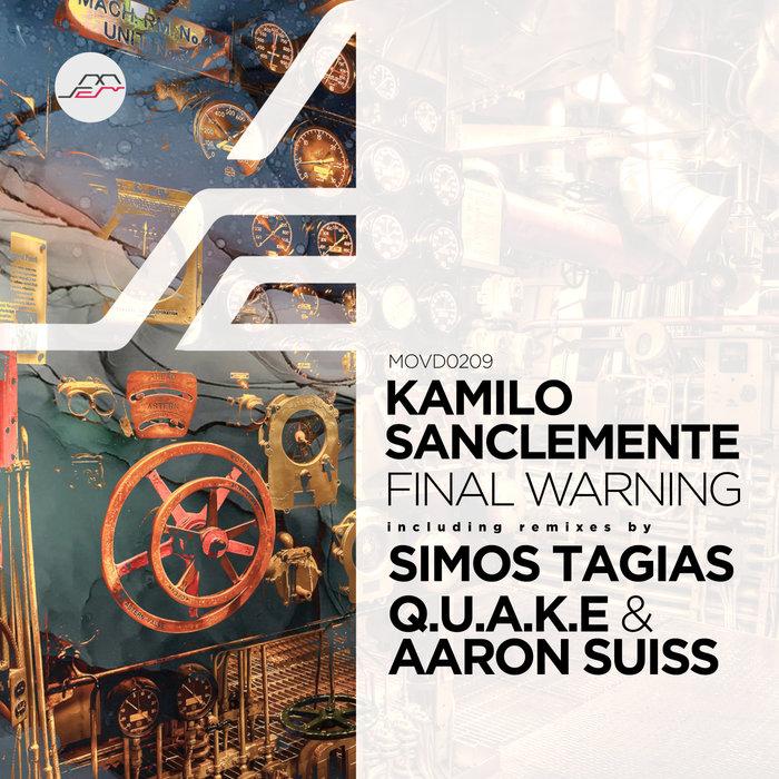 KAMILO SANCLEMENTE - Final Warning