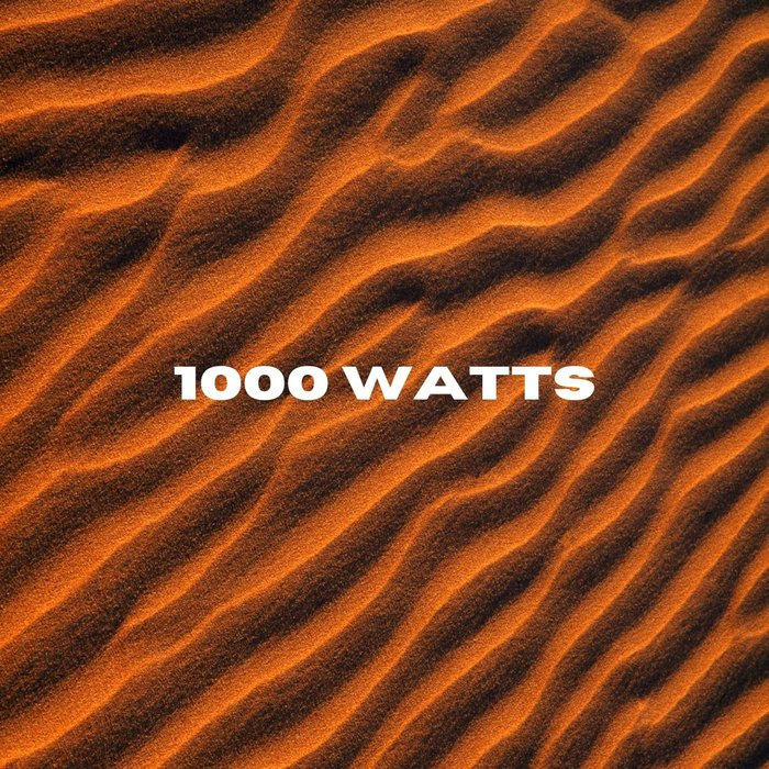 SUTE IWAR - 1000 Watts