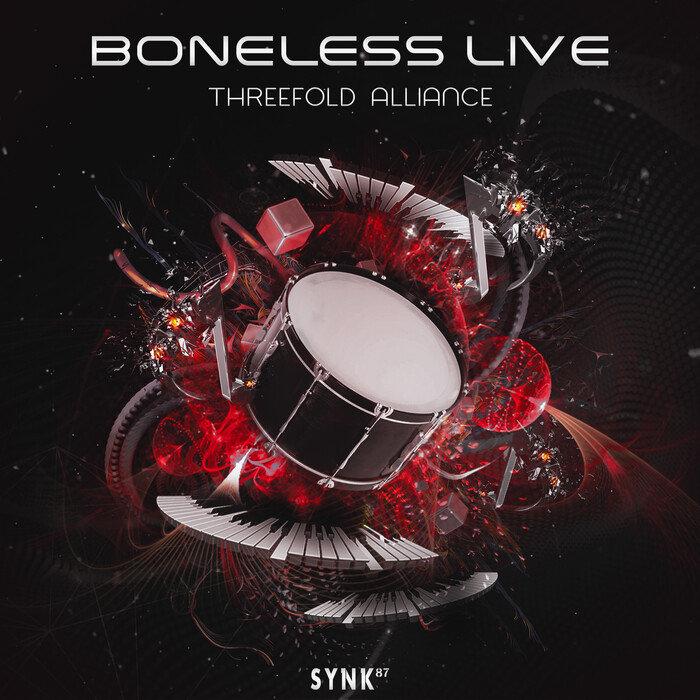 BONELESS LIVE - Threefold Alliance