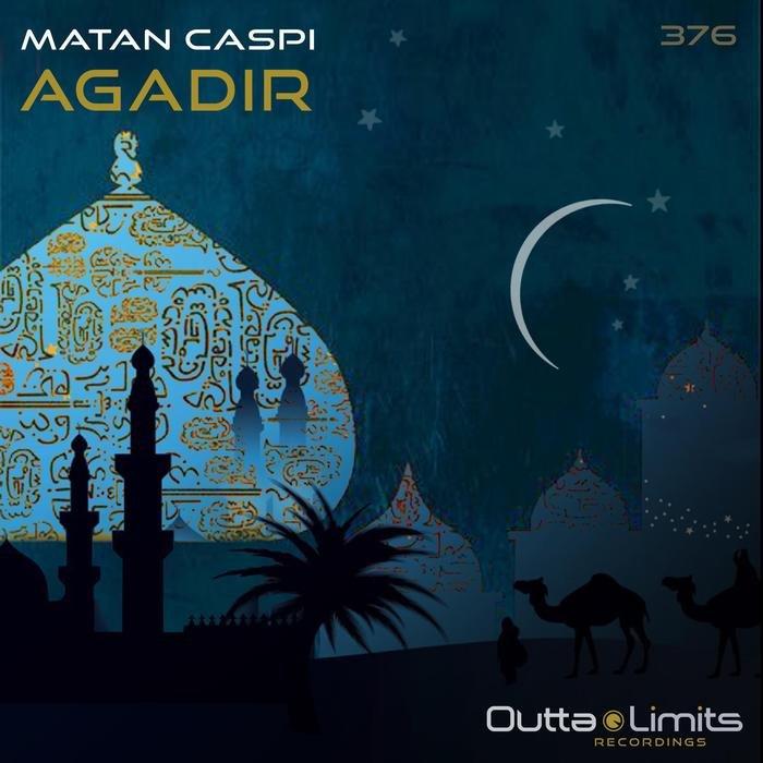 MATAN CASPI - Agadir
