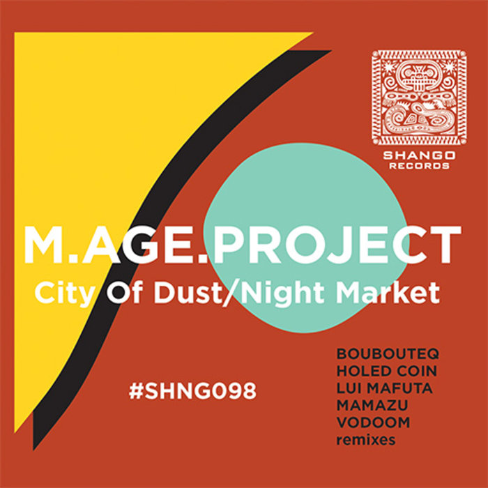MAGEPROJECT - City Of Dust/Night Market