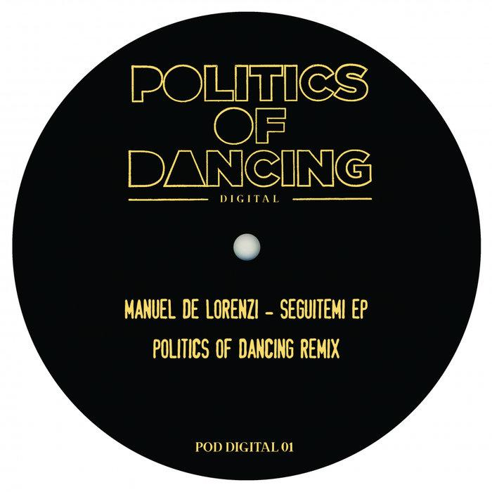 MANUEL DE LORENZI - Seguitemi EP