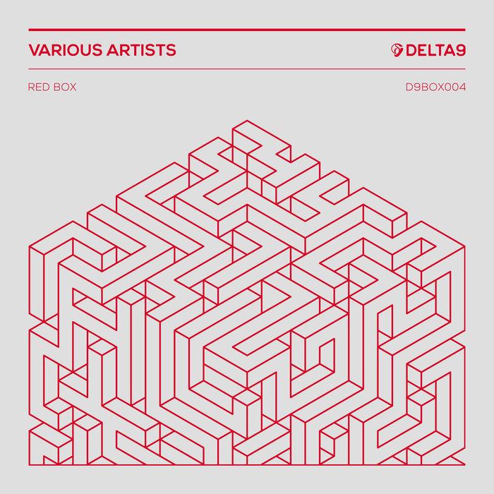 VARIOUS - Red Box