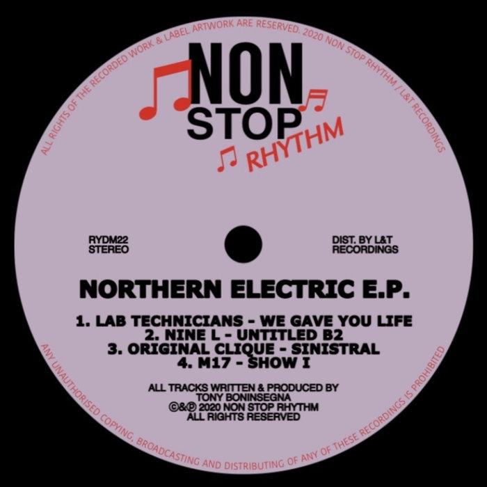LAB TECHNICIANS/NINE-L/ORIGINAL CLIQUE/MI 7 - Northern Electric EP