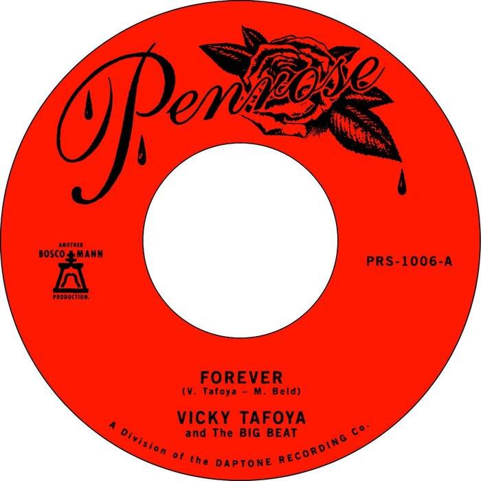 VICKY TAFOYA - My Vow To You/Forever