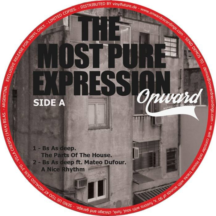 BS AS DEEP/MATEO DUFOUR - Most Pure Expression