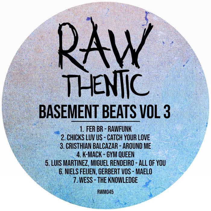 VARIOUS - Basement Beats Vol 3