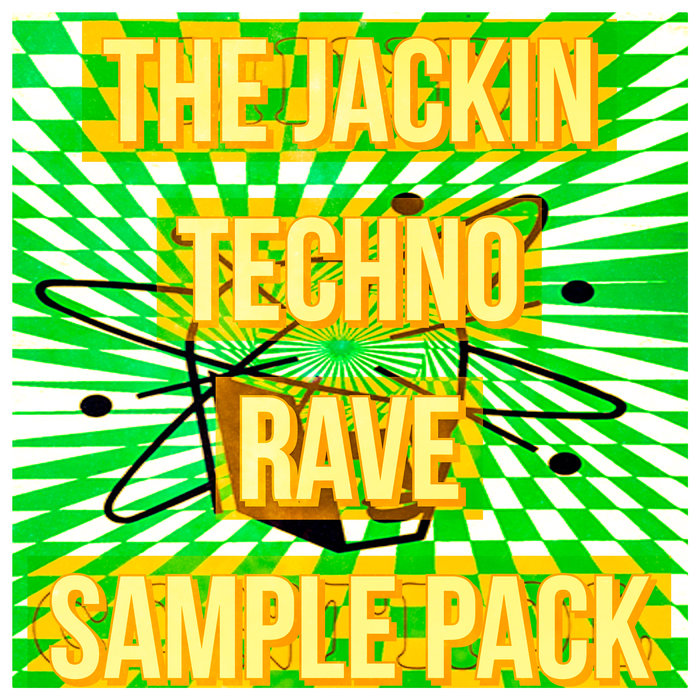 JOHNNYPLUSE - The Jackin Techno Rave (Sample Pack WAV)