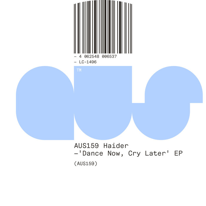 HAIDER - Dance Now, Cry Later