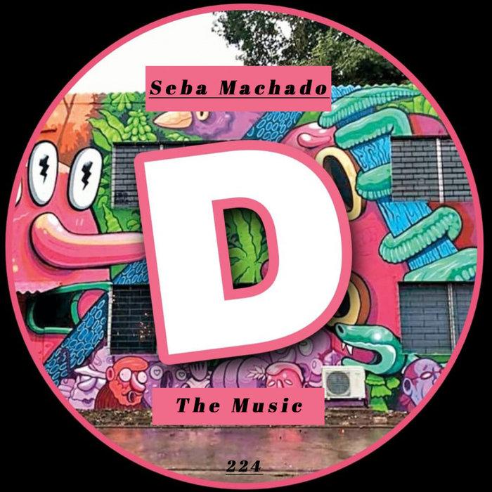 SEBA MACHADO - Key EP