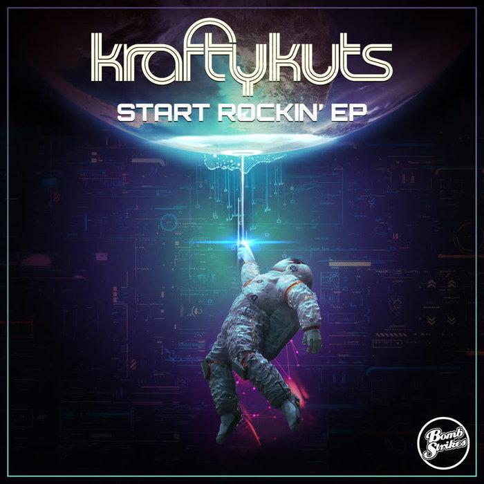 KRAFTY KUTS - Start Rockin' EP