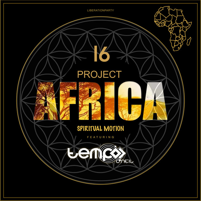 PROJECT 16 - Africa: Spiritual Motion