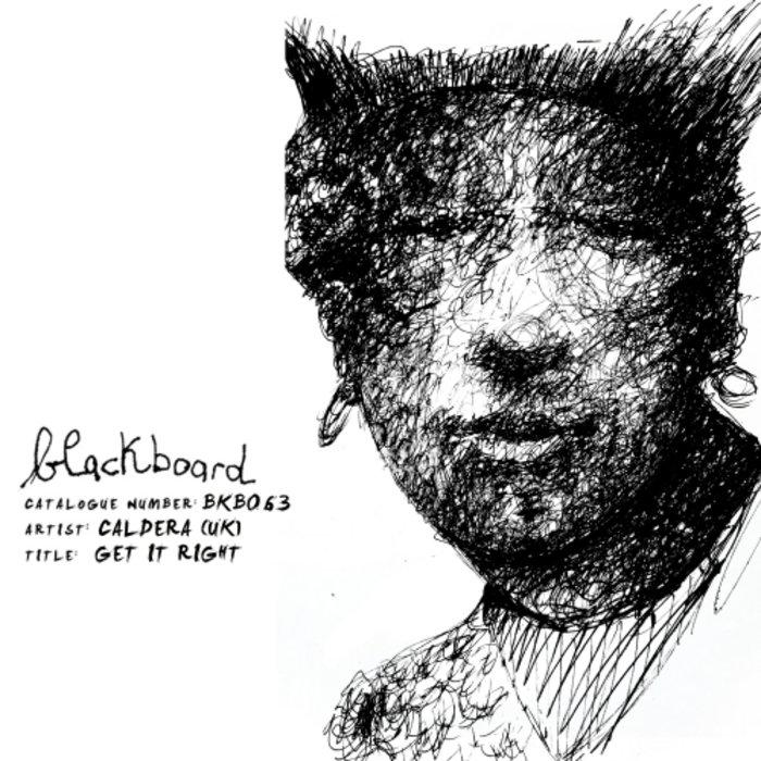 CALDERA (UK) - Get It Right (Extended Mixes)