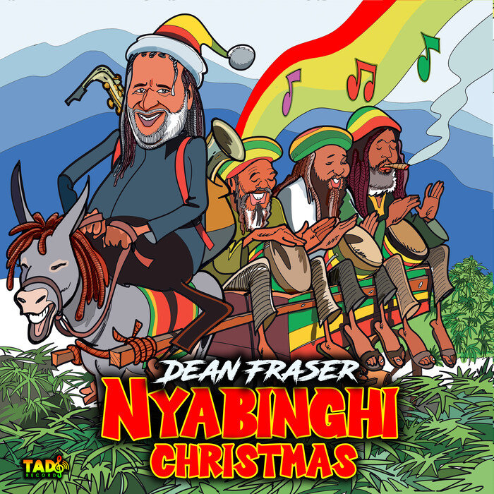 DEAN FRASER - Nyabinghi Christmas