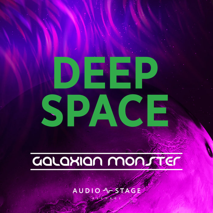 GALAXIAN MONSTER - Deep Space