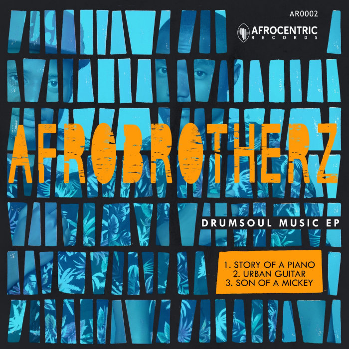 AFRO BROTHERZ - DrumSoul Music