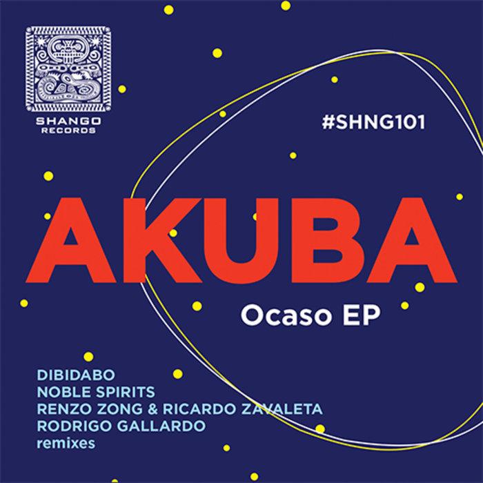 AKUBA - Ocaso EP
