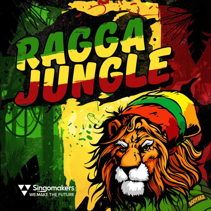 SINGOMAKERS - Ragga Jungle (Sample Pack WAV/APPLE/LIVE/REASON)