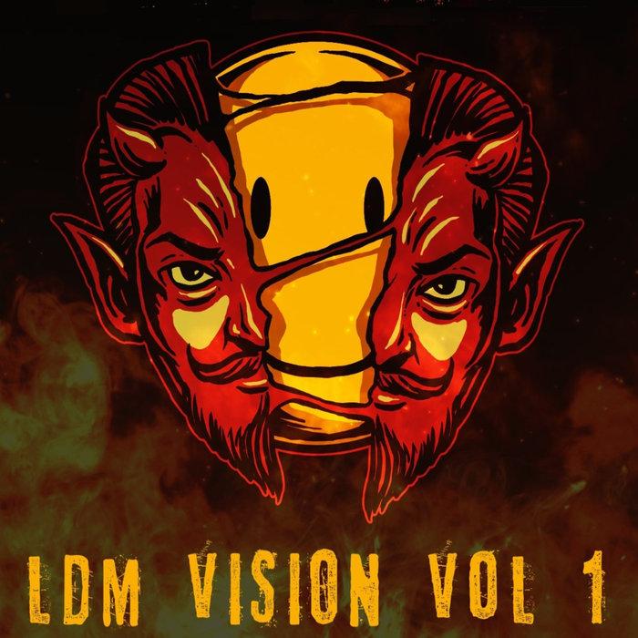 ARIMANN - Ldm Vision Vol 1 (Explicit)