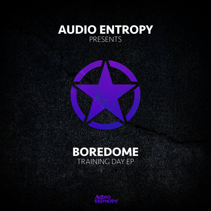 BOREDOME - Training Day EP