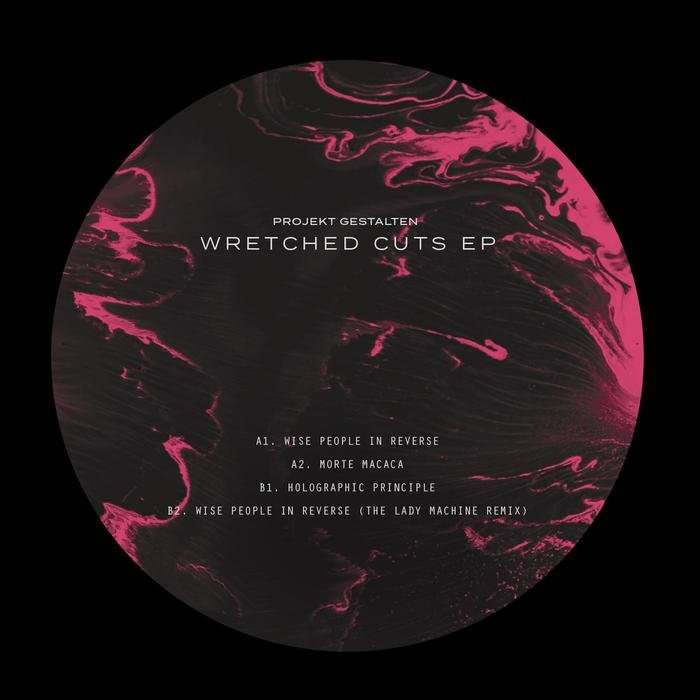 PROJEKT GESTALTEN - Wretched Cuts EP