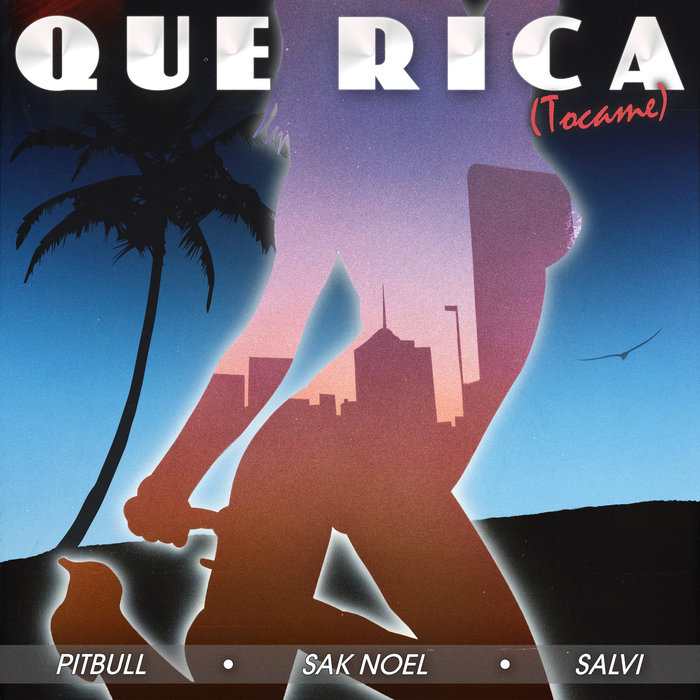Que Rica (Tocame) (Clean) by Pitbull/Sak Noel/Salvi on MP3, WAV, FLAC, AIFF  & ALAC at Juno Download