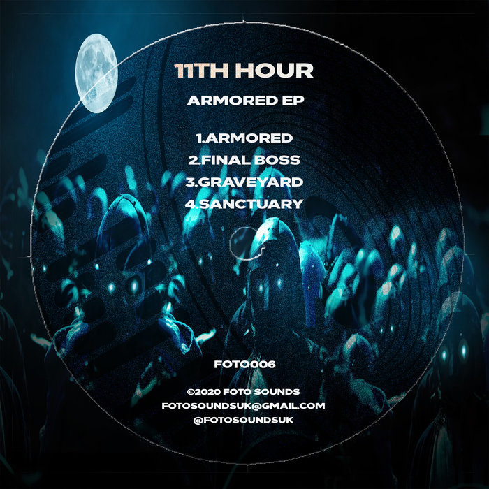 11TH HOUR - Armored