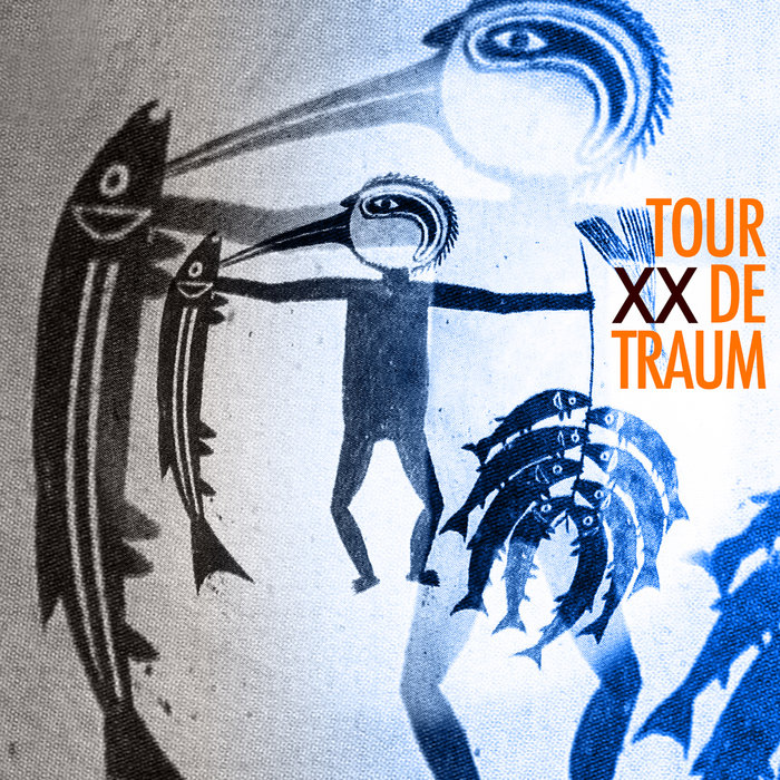 VARIOUS - Tour De Traum XX (unmixed tracks)