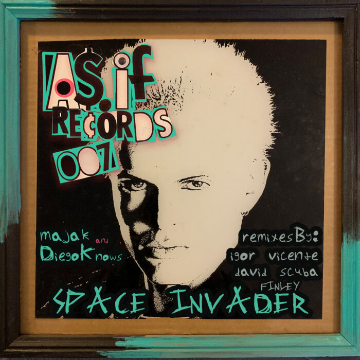 MAJAK/DIEGO KNOWS - Space Invader (Remixes)
