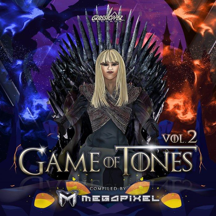 MEGAPIXEL/VARIOUS - Game Of Tones Vol 2