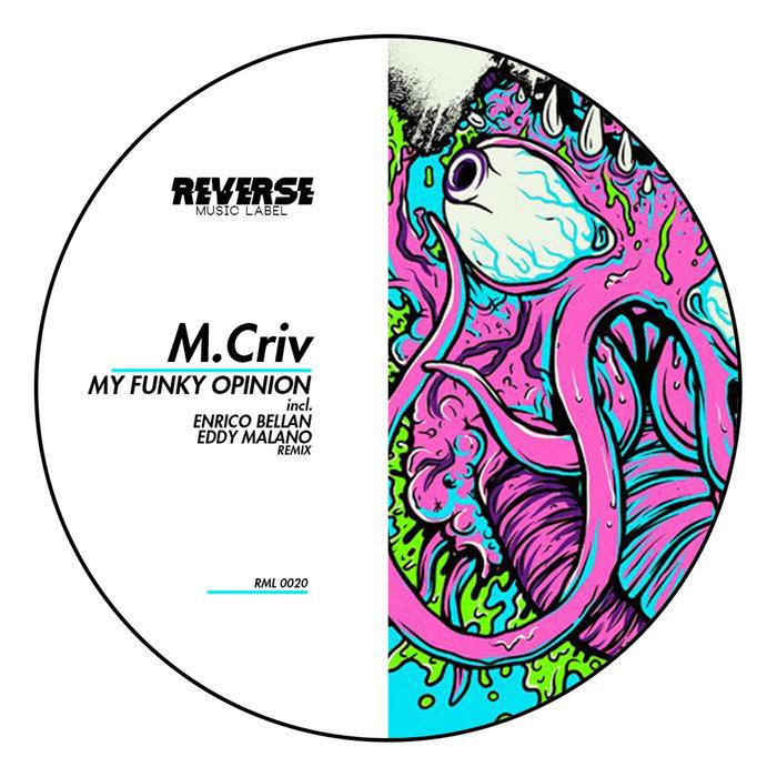 M CRIV - My Funky Opinion