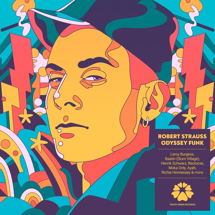 ROBERT STRAUSS - Odyssey Funk