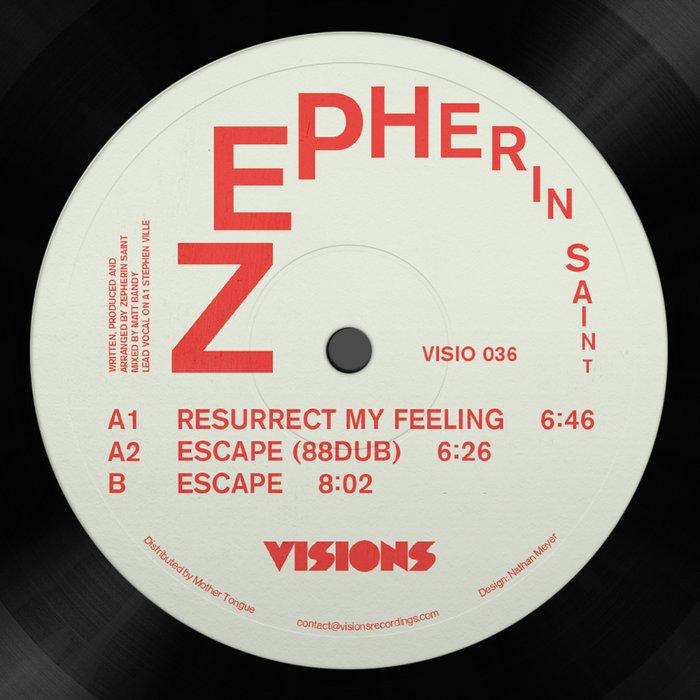 ZEPHERIN SAINT - Resurrection EP