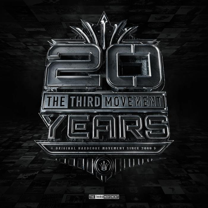 VARIOUS - The Third Movement 20 Years (unmixed Tracks)
