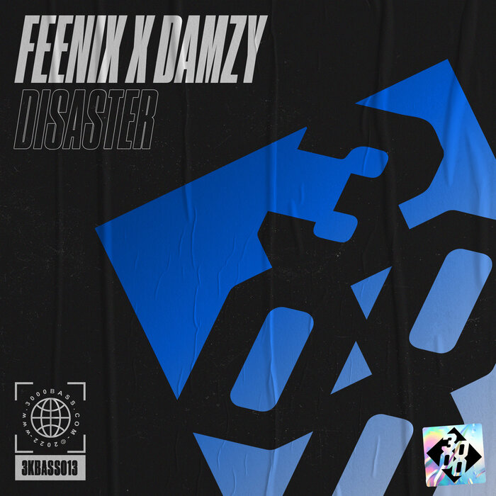Altered Focus x Damzy - Disaster [Out Now] Image
