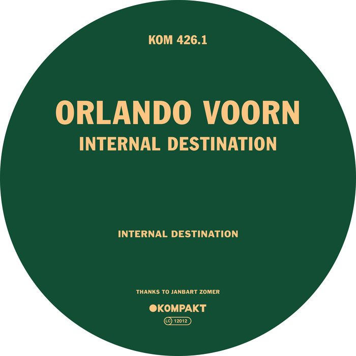 ORLANDO VOORN - Internal Destination