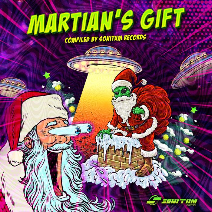 VARIOUS - Martian's Gift