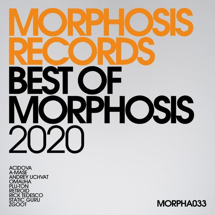VARIOUS - Best Of Morphosis 2020