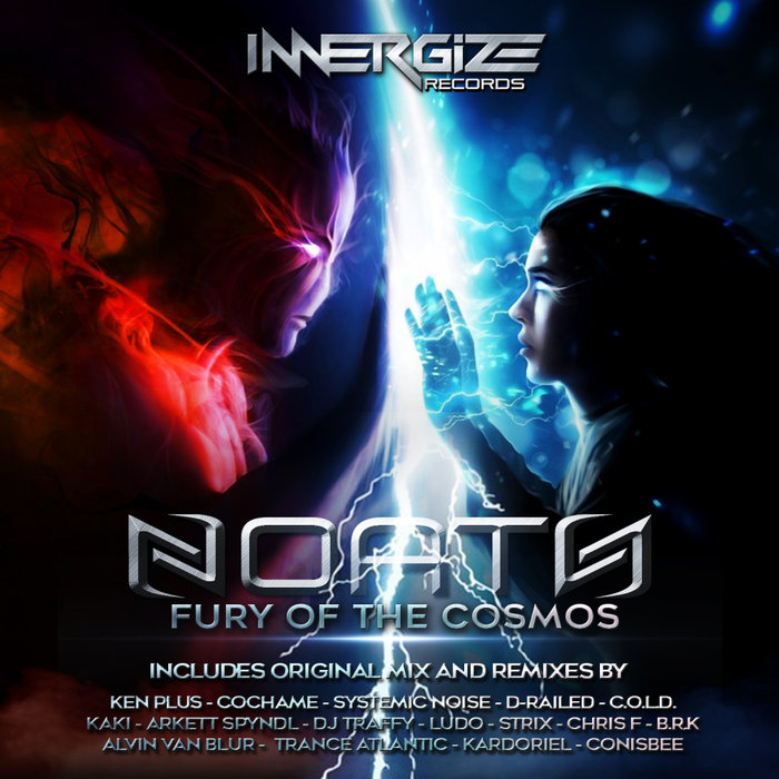 NOATH - Fury Of The Cosmos