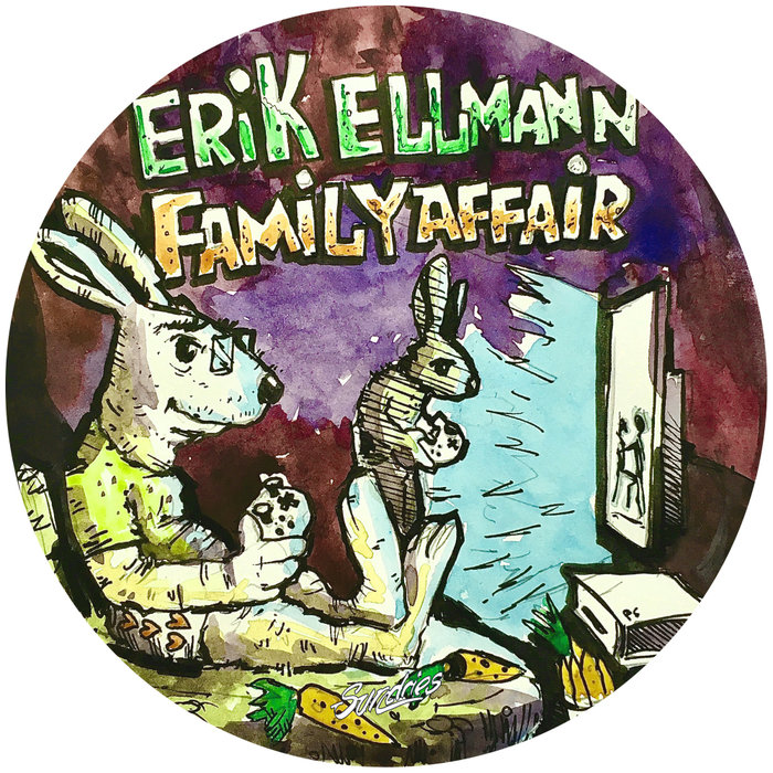 ERIK ELLMANN - Family Affair